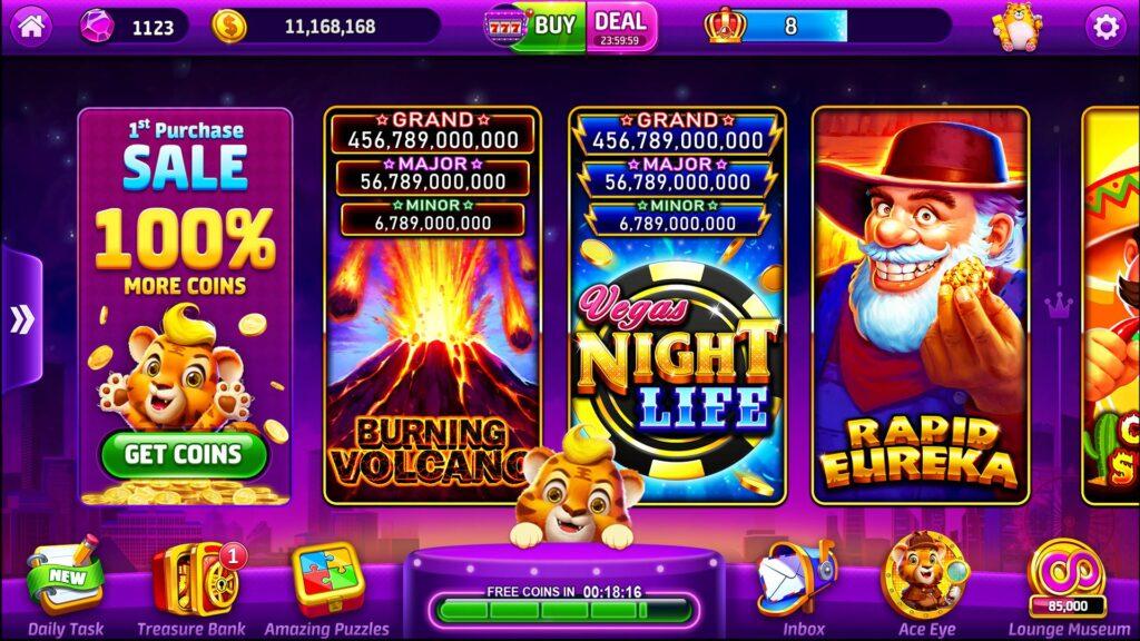 Casino Slot Makine Oyunları